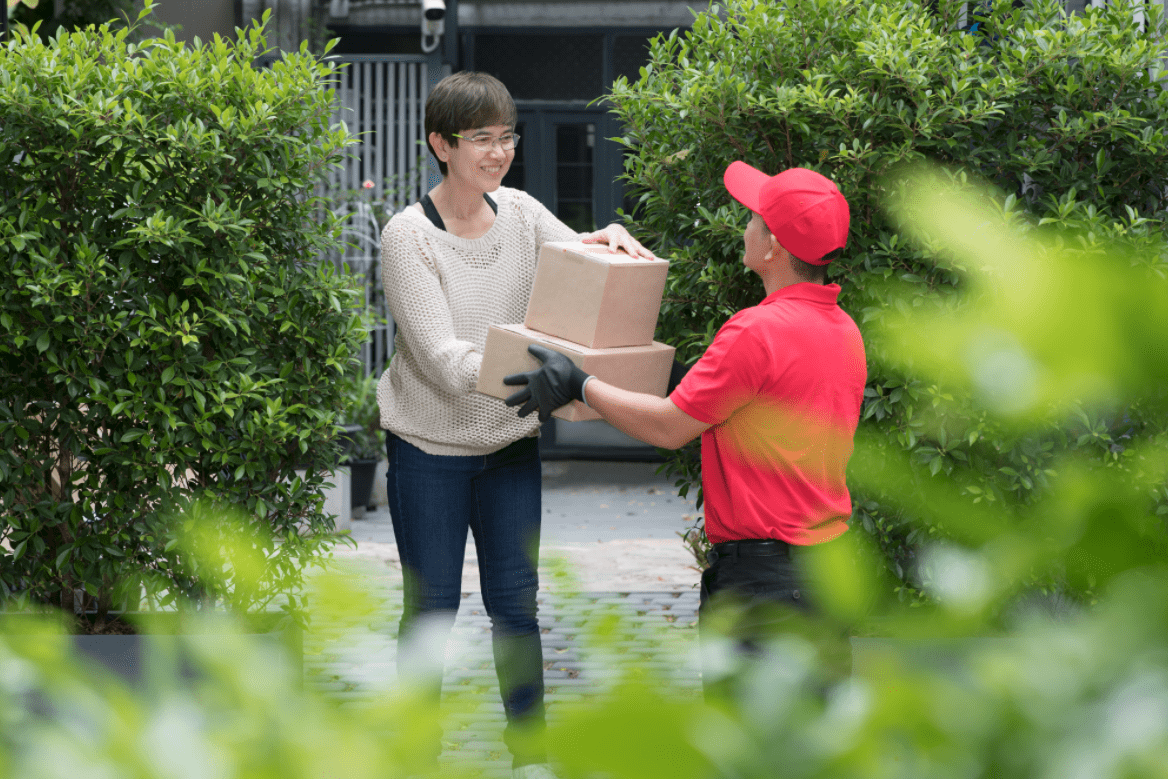 best delivery services france
